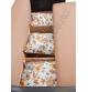 Canapea Gina cu cadru metalic extensibila lada depozitare si saltea relaxa